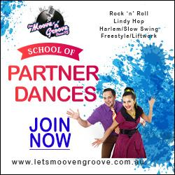 Learn to Partner Dance Rock 'n' Roll and Swing in 2016
